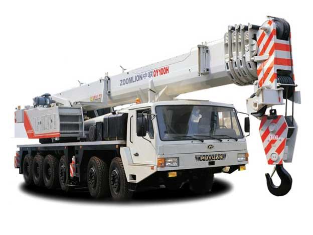 Автокран от 10 тн до 125 тн XCMG, TEREX, ZOOMLION