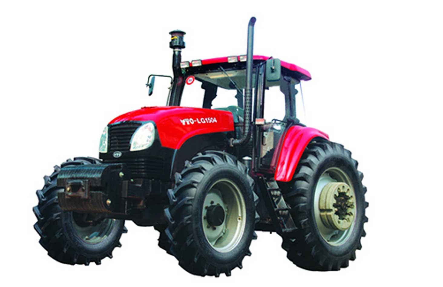 Тракторы моделей LX1304, LQ1404, LQ1504