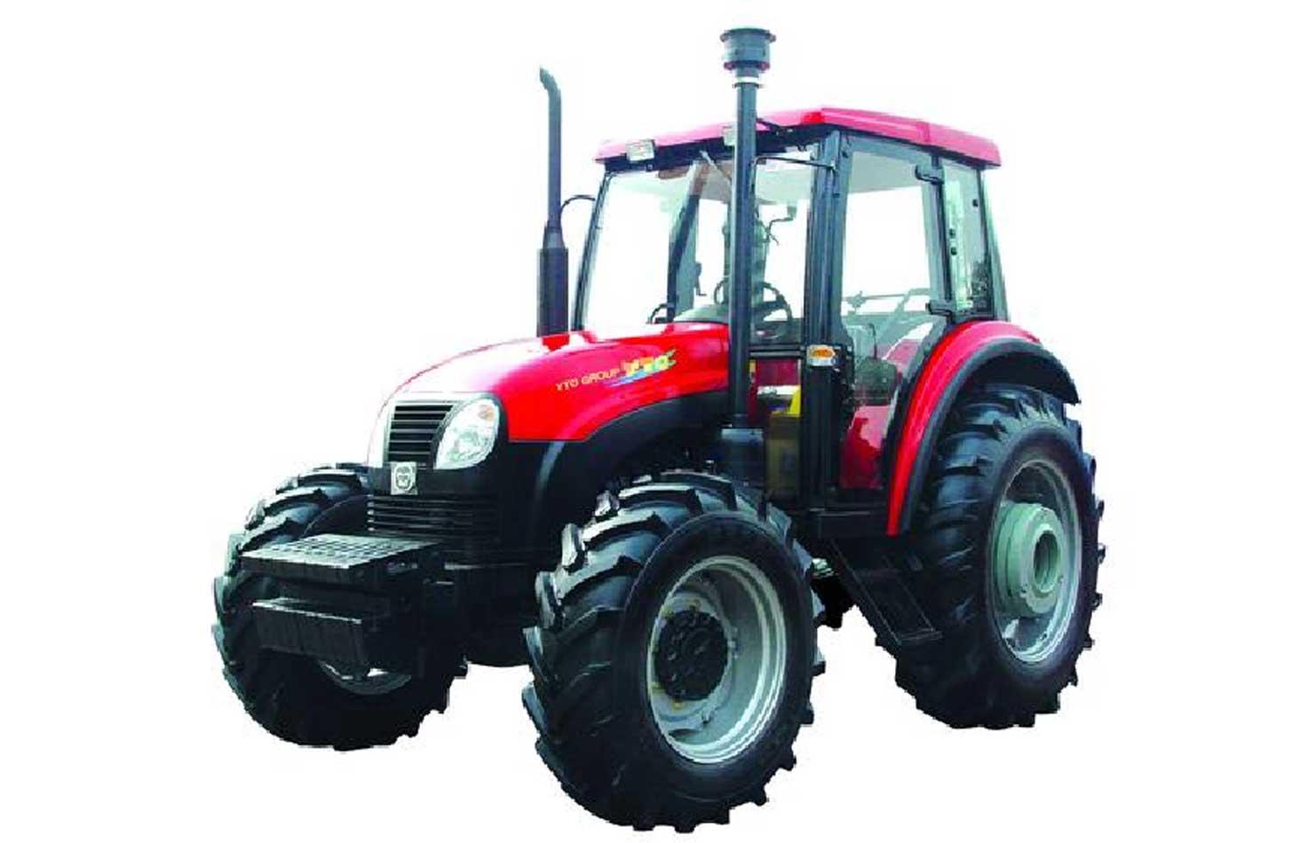 Колесный трактор YTO-X904